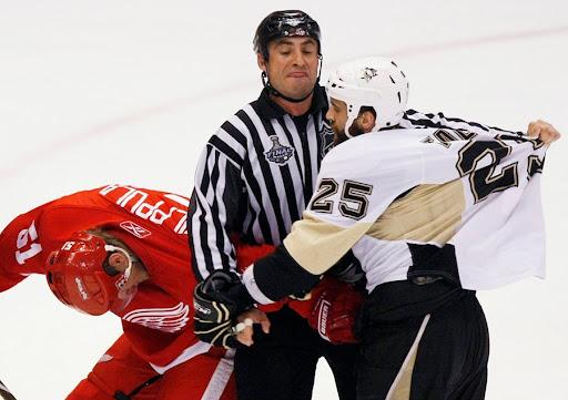 Основные правила хоккея